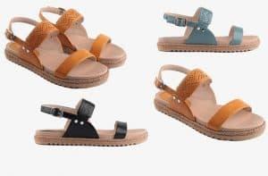 giày xăng đan juno