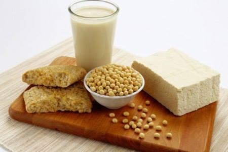 sữa công thức gốc đậu nành