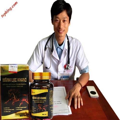 Chuyên gia sinh lý khuyên dùng mãnh lực khang