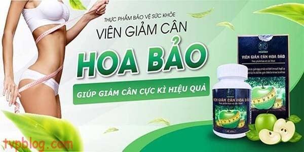 Thuốc uống giảm cân Hoa bảo có tốt không