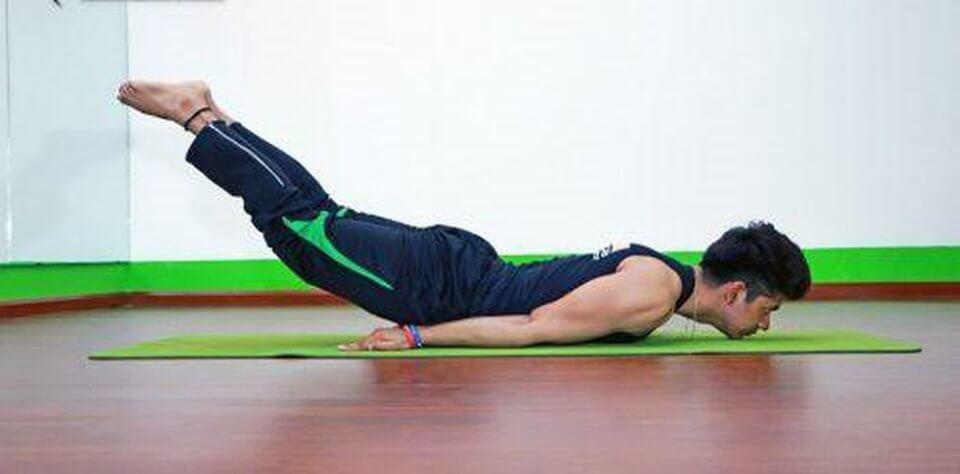 Bài tập Yoga tăng cường sinh lý