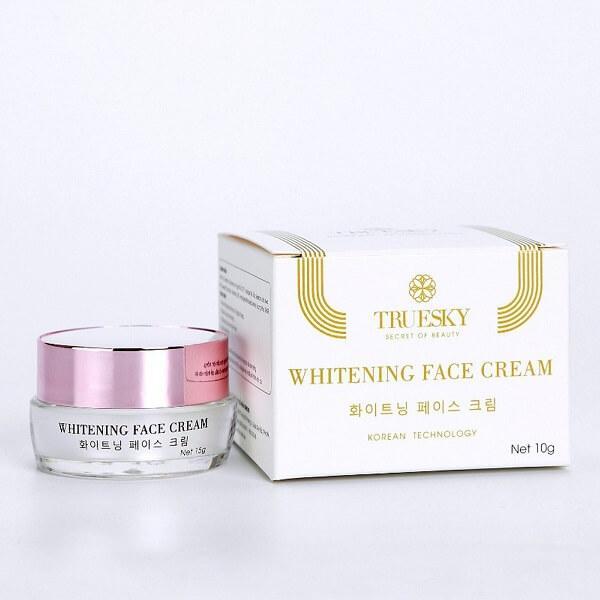 Kem Dưỡng Trắng Da Mặt Truesky Whitening Face Cream