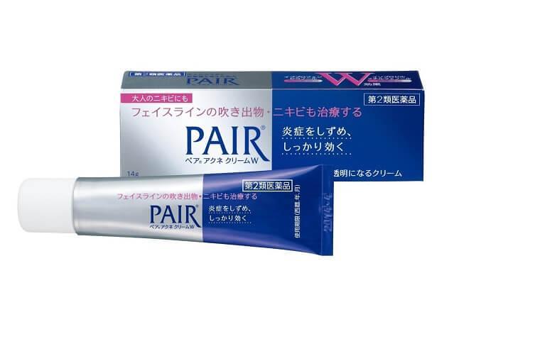 Kem trị mụn pair acnes nhật bản