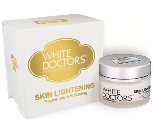 Kem dưỡng trắng da mặt White Doctors Skin Lightening