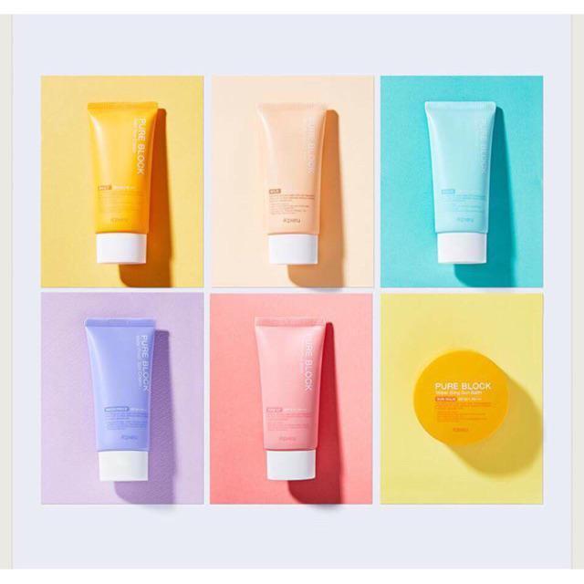 Kem chống nắng Apieu Pure Block Natural Sun Cream