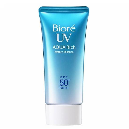 Kem chống nắng Biore UV Aqua Rich Watery Essence SPF50+/PA++++