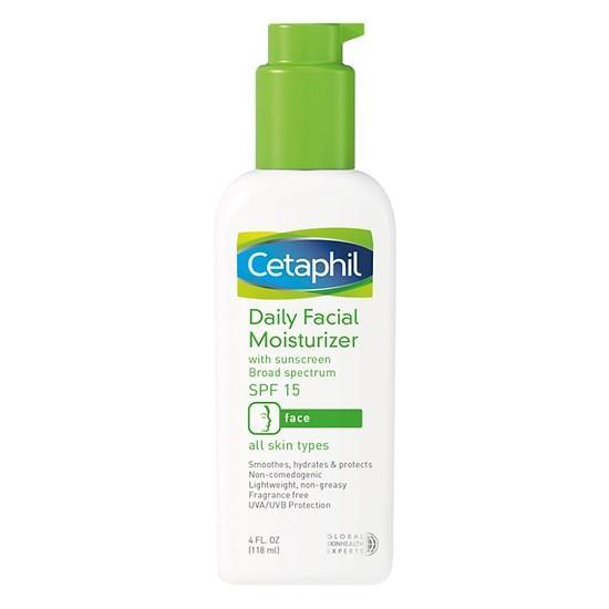 Kem dưỡng ẩm Cetaphil Daily Facial Moisturizer SPF15