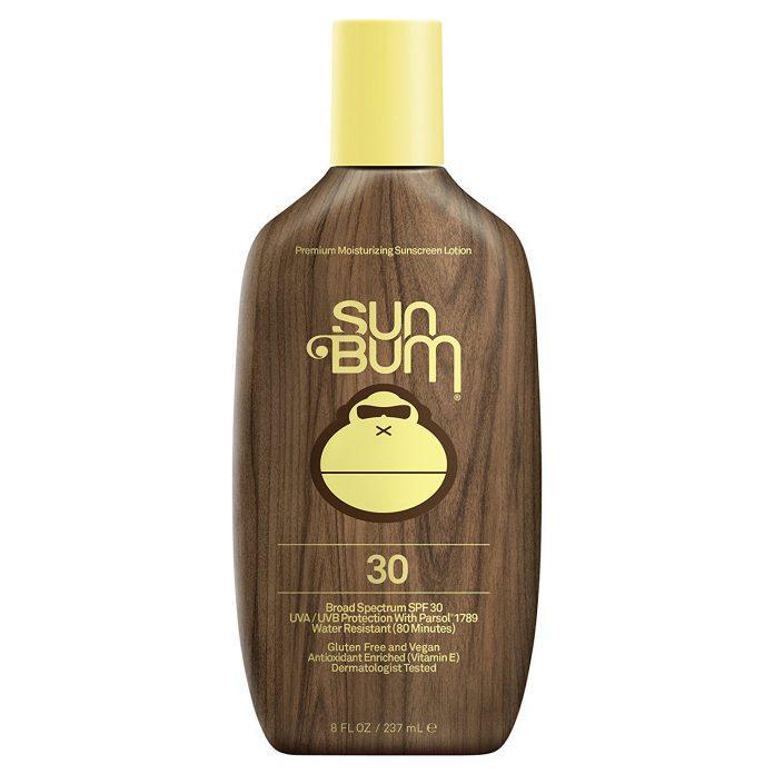 Kem chống nắng cho nam Sun Bum Moisturizing Sunscreen Lotion