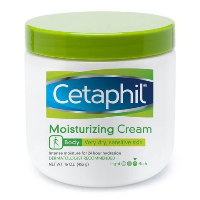 Kem dưỡng ẩm Cetaphil Moisturizing Cream cho mọi loại da