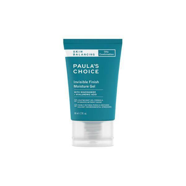 Gel dưỡng ẩm cho da dầu mụn ban đêm paula's choice skin balancing invisible finish moisture