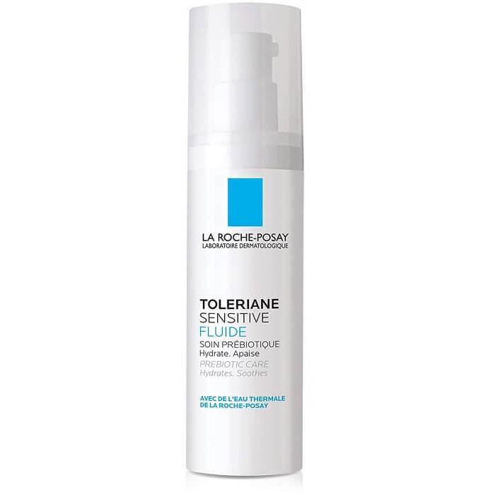 Kem dưỡng ẩm cho da nhạy cảm La Roche-Posay Toleriane Sensitive Fluide Protective Moisturizer