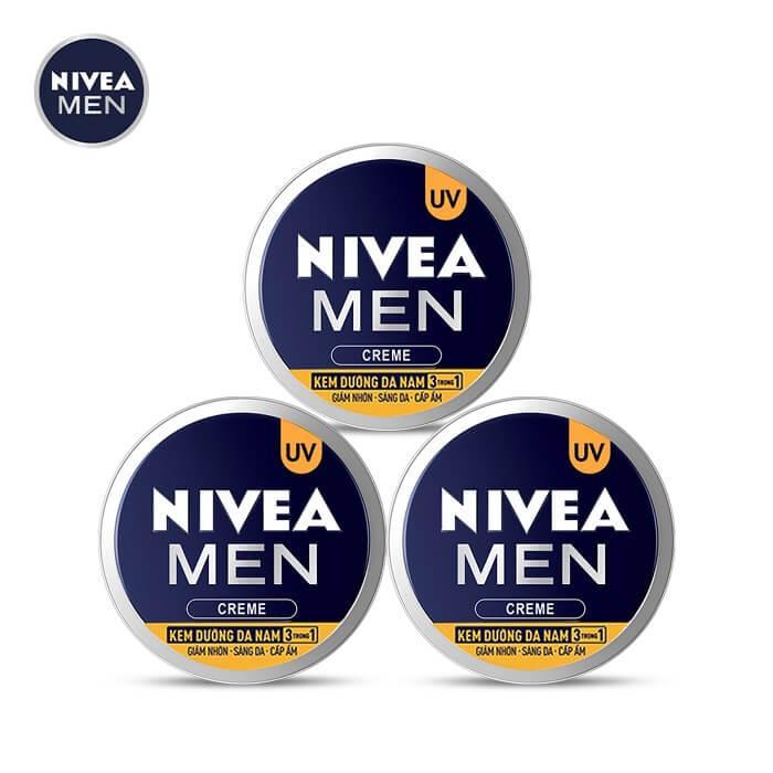 Kem dưỡng ẩm cho nam Nivea Men