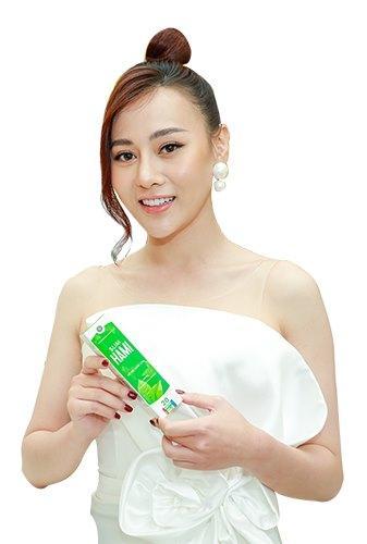 Diễn viên Phương Oanh sử dụng slim hami để giữ dáng