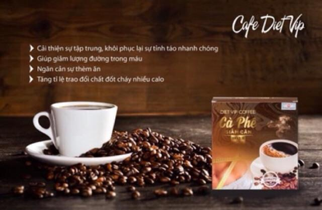 Cà phê giảm cân Diet Vip
