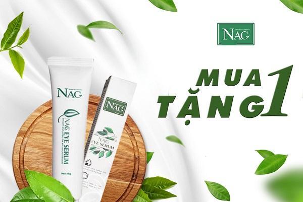 Nac Eye serum giá bao nhiêu